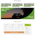 nuevas tarifas de Jiayu Mobile