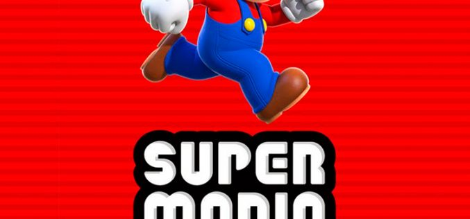 Super Mario Run, ya disponible en Android