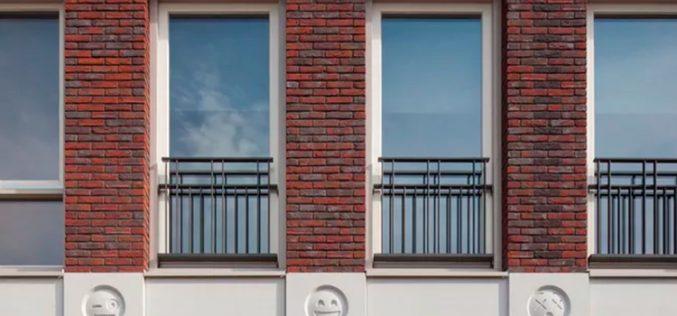 Me gusta este edificio holandés