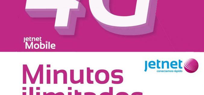 Jetnet quintuplica los minutos de su tarifa Maverick 5GB