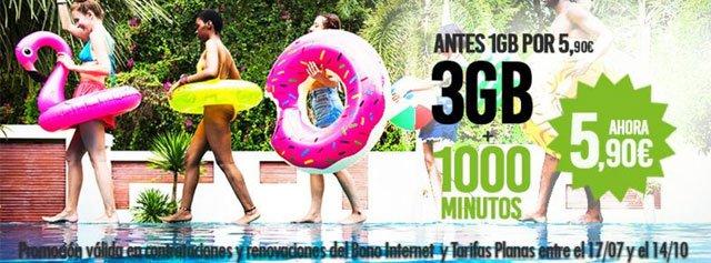 oferta verano de Hits Mobile