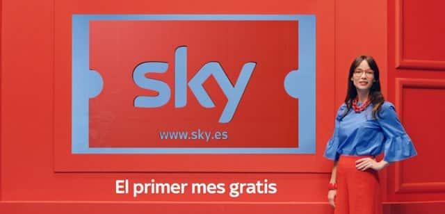Sky TV gratis