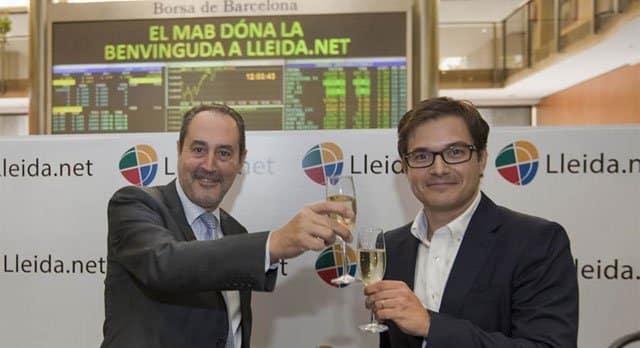 Lleida.net cotiza en el MAB