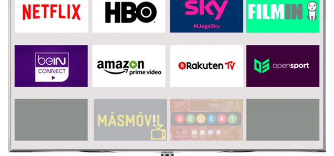 Plataformas de TV en streaming