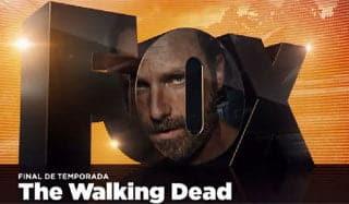 The Walking Dead, de Amc, se emite en Fox