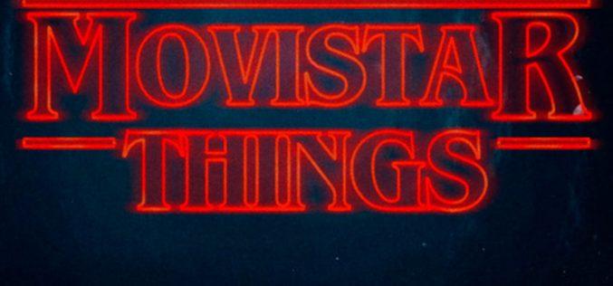 Una foto extraña: Movistar vuelve a las portabilidades móviles positivas