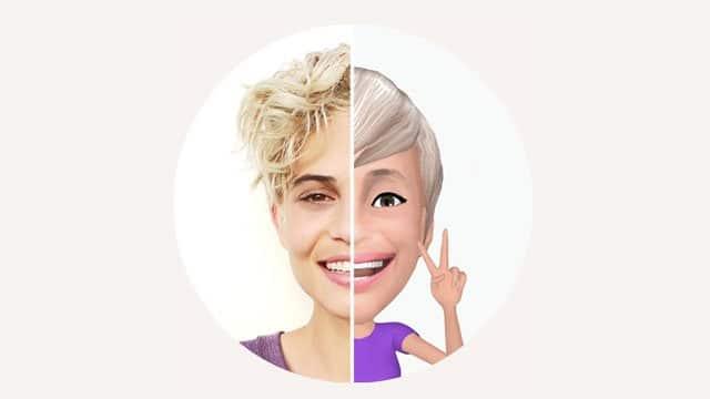 cámara Emoji del Samsung Galaxy S9