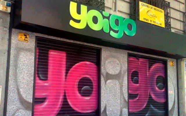 primera tienda yoigo