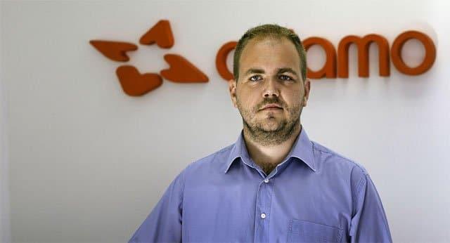 Fredrik Gillström, CEO de Adamo