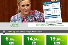 Cifuentes, Puigdemont, Letizia… ¿Quién será el próximo rostro de Amena?