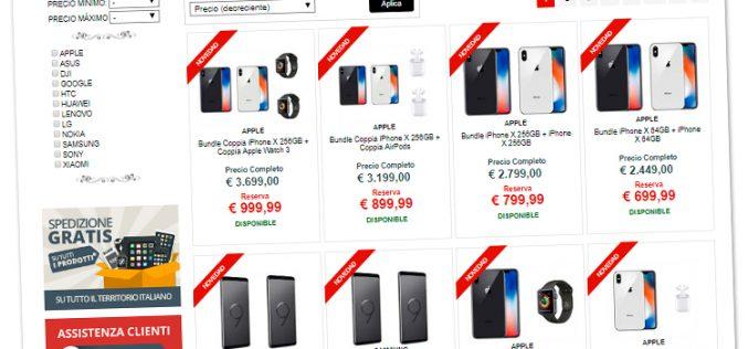 Girada.com, el gancho de smartphones de alta gama a precios irrisorios