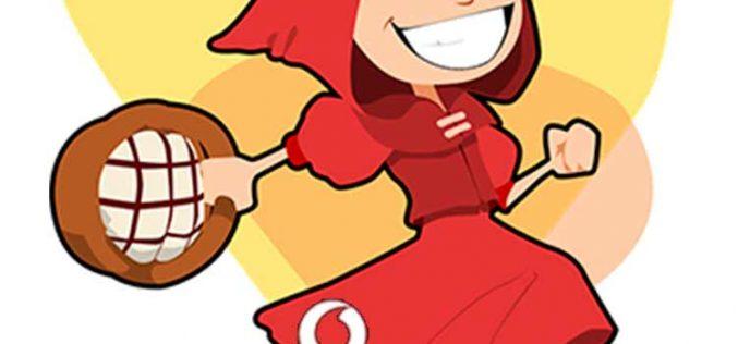 Vodafone llena la cesta de tarifas móviles con más GB