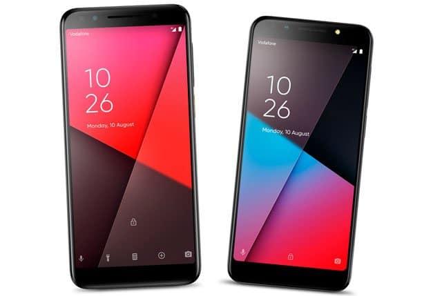 Vodafone Smart N9 y Vodafone Smart N9 Lite