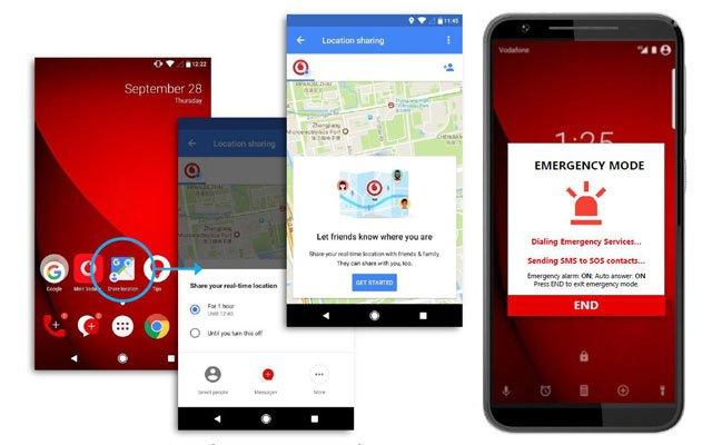 control parental del Vodafone Smart N9