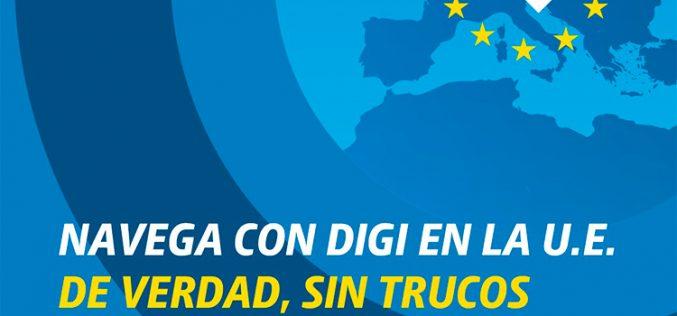 Ya está aquí: Digi ofrece roaming gratis en la Unión Europea
