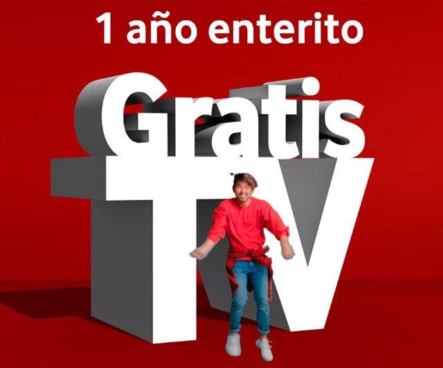 condiciones de la oferta de Vodafone TV Total