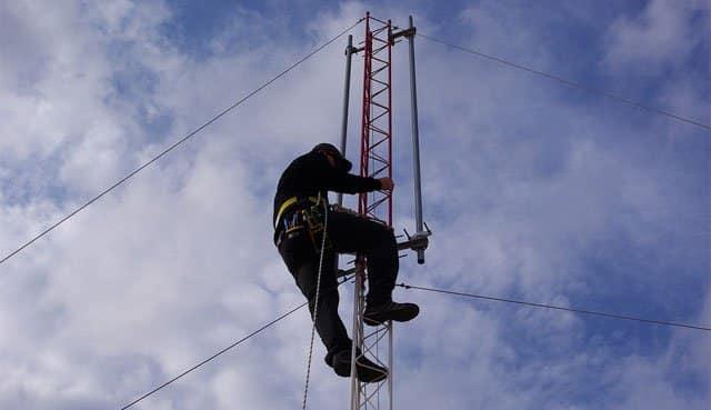 despidos por venta de antenas de telefonía de Vodafone