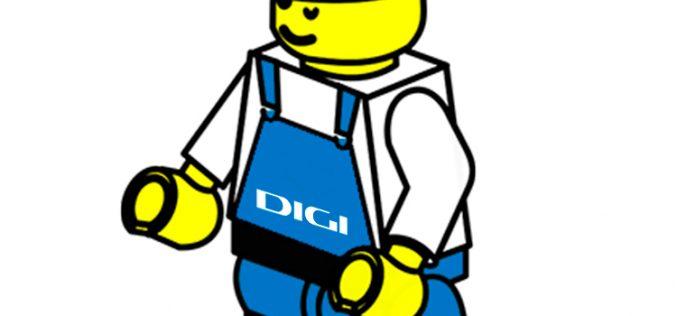 Digi continúa mejorando su oferta ante la llegada de la fibra óptica