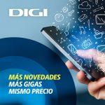 nuevas tarifas móviles de Digi