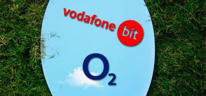 Las muchas semejanzas y pocas diferencias entre Vodafone Bit y O2