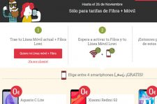 Lowi se moviliza por el Black Friday: smartphones gratis