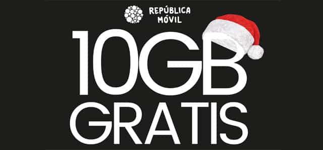 oferta de Navidad de República Móvil