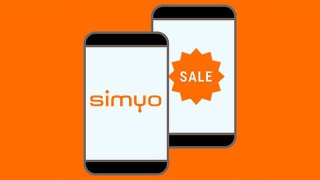 oferta de Black Friday 2018 de Simyo