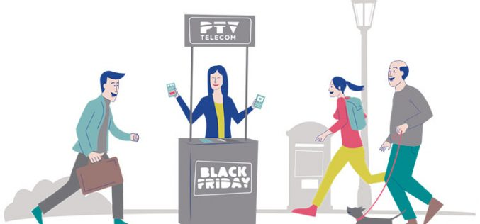 ¿Fibra gratis de verdad? Así es la oferta por el Black Friday de PTV Telecom