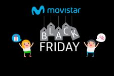Movistar desembarca en las ofertas del Black Friday con descuentos en smartphones
