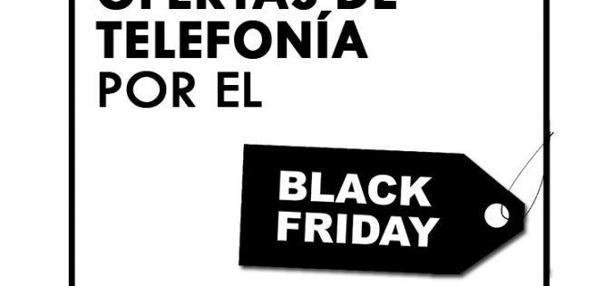 Todas las ofertas de telefonía para el Black Friday 2018