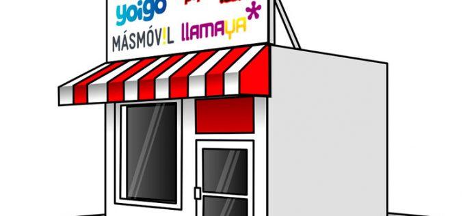 El grupo Masmóvil inaugura su primera tienda exclusiva multimarca