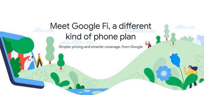 Qué es Google Fi, el nuevo operador que puede llegar a Europa