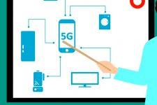 El 5G, cada vez más cerca: Vodafone realiza la primera videollamada entre smartphones