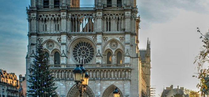 Orange presta su ayuda para reconstruir Notre Dame