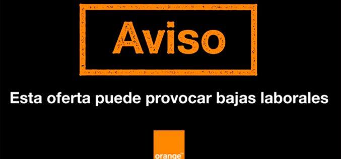 Orange da de baja su último anuncio de tarifas Love
