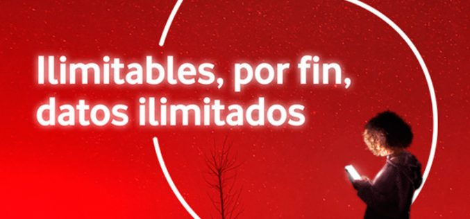 400GB: El coto de Vodafone a sus tarifas ilimitadas