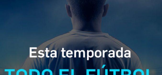 Mitele Plus, fútbol desde 16,99€/mes y sin ataduras