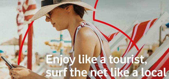 Vodafone Traveller, nueva SIM para turistas con roaming en Europa y EEUU