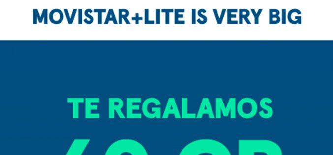 Movistar regala 60GB al contratar su servicio televisión