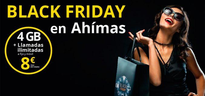 El Black Friday se instala en Ahí+ con dos nuevas tarifas móviles