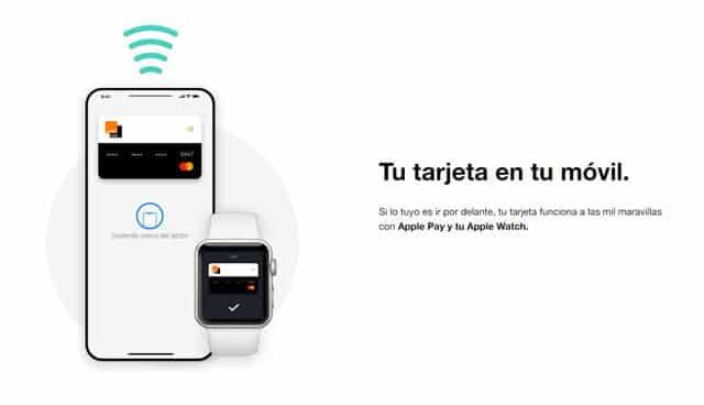 tarjeta Mastercard Orange Bank