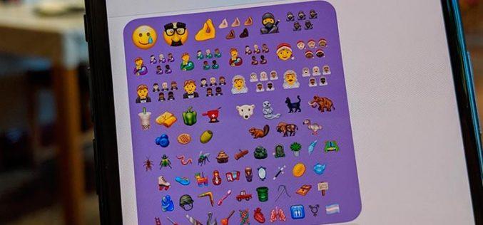 Mamá Noel, ninjas… Así son 117 nuevos emojis que llegan en 2020