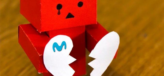 Movistar rompe el corazón de sus clientes con una nueva subida de precios