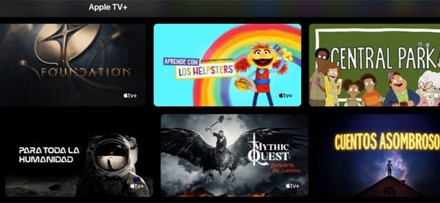 Yoigo con Apple TV+