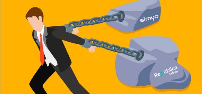 Portabilidades móviles de enero: Simyo y República Móvil lastran al grupo Orange