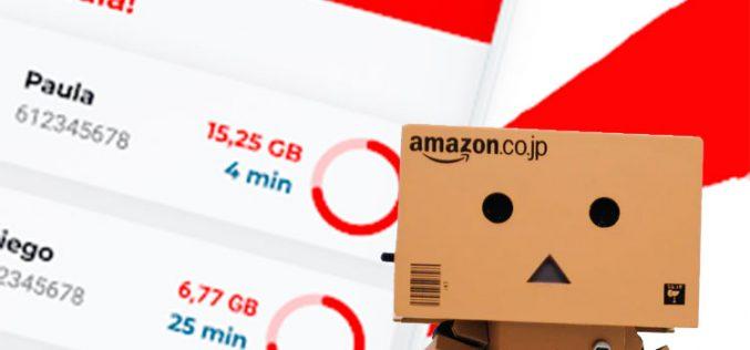 Virgin Telco impulsa sus paquetes de fibra, móvil y TV con Amazon Prime